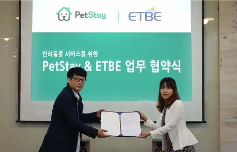 PAT STAY – ETBE, Signed MOU for companion animal service (16 06 22